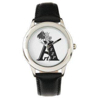 ArtKSZP logo with GOLEM - Gargoyle Watch