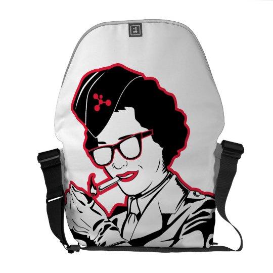 artmedina messenger bag