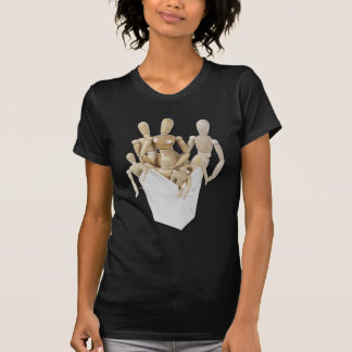 ArtModelsTakeoutBox051411 Camiseta