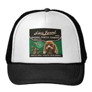 Artois Hound Brand – Organic Coffee Company Trucker Hat