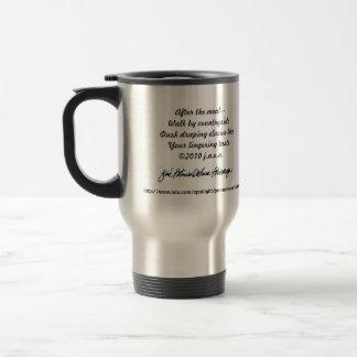 Artolozaga Haiku & Poetry #10b with jaoa signature Travel Mug