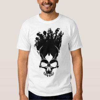 ArtOnTheSkullt_Black T-Shirt