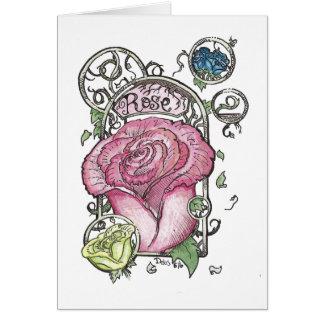 ArtPatient Roses Card