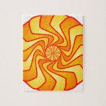 ArtPattern15 Jigsaw Puzzle