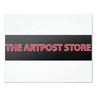 artpost card
