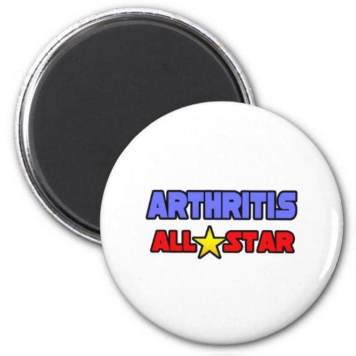 Artritis All Star Imán