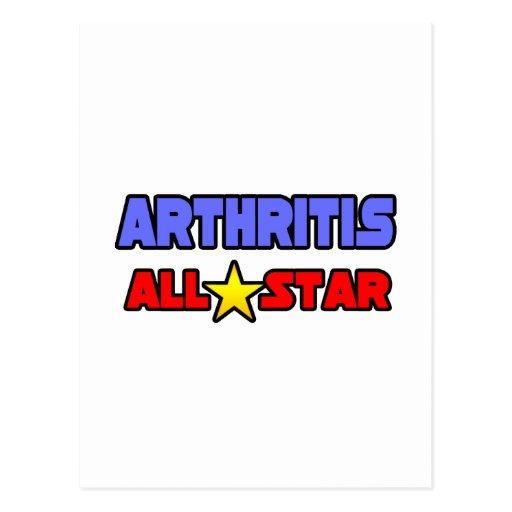 Artritis All Star Postales