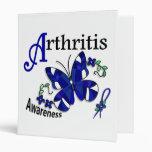 Artritis de la mariposa 2 del vitral