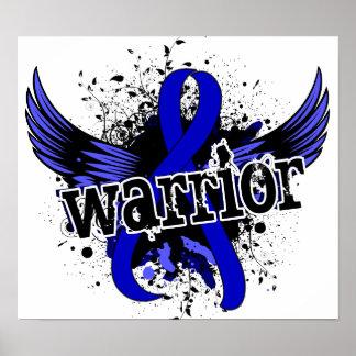 Artritis del guerrero 16 póster