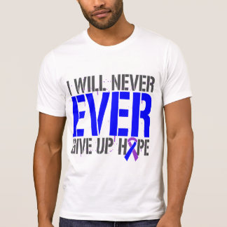 Artritis reumatoide nunca daré para arriba camiseta