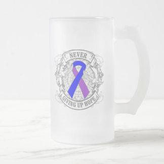 Artritis reumatoide nunca que da para arriba taza de cristal