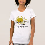 Artritis reumatoide:: The Sun se siente bien en… Camisetas
