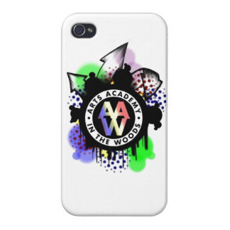 Arts Academy in the Woods iPhone Case iPhone 4/4S Cases
