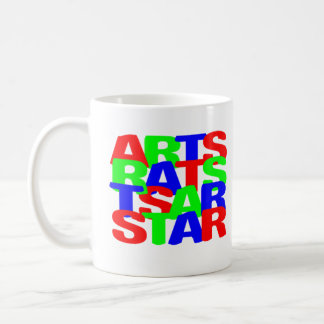Arts Anagram Coffee Mug