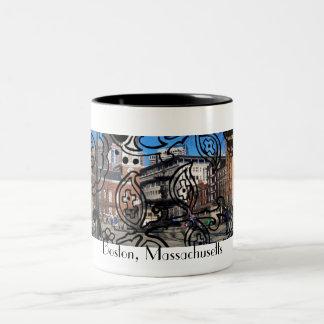 Arts and Crafts Boston Mug