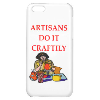 arts and crafts iPhone 5C cover