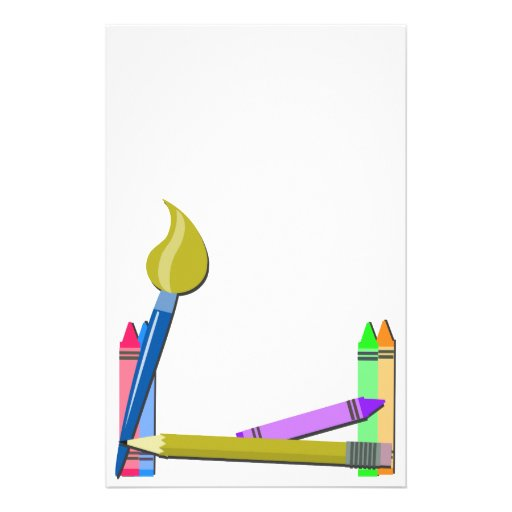 Arts and Crafts Stationery