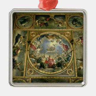 Arts and Sciences, 1636 Metal Ornament