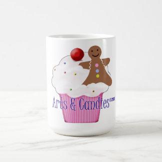 Arts & Candies Cute Candy Cupcake Mug