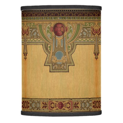 Arts & Crafts, Craftsman or Mission Style Roses Lamp Shade