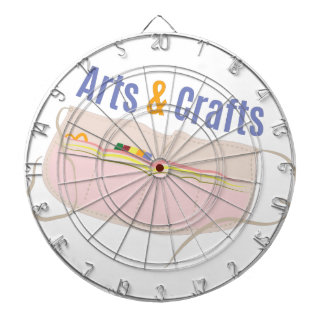 Arts & Crafts Dart Boards