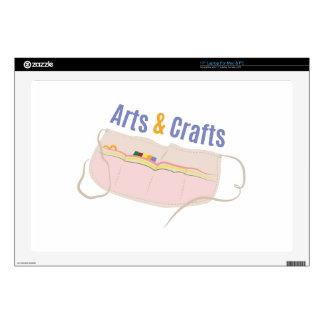 Arts & Crafts Laptop Skin