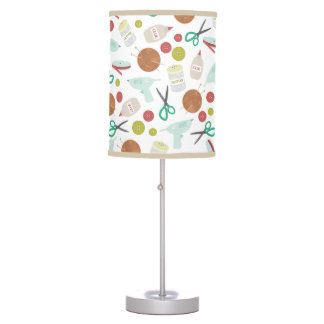 Arts + Crafts Pattern Lamp