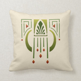 Arts & Crafts Pendant #5 Throw Pillow