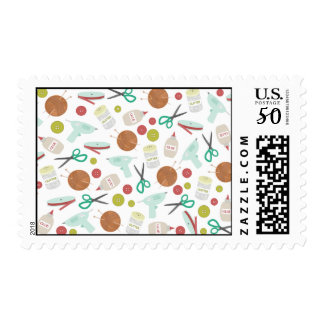 Arts & Crafts Themed Postage