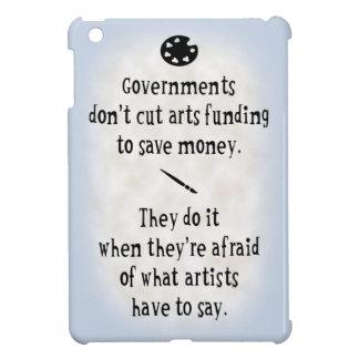 Arts Funding iPad Mini Covers