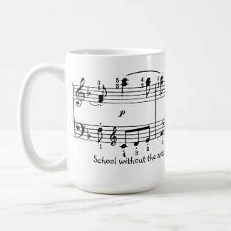 Arts in Education Coffee Mug