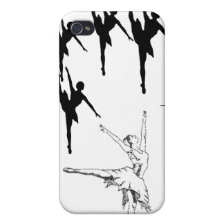 Arts: Music:  Dance:  Stage: Ballet iPhone 4/4S Cover