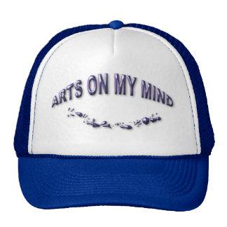 Arts On My Mind Trucker Hat