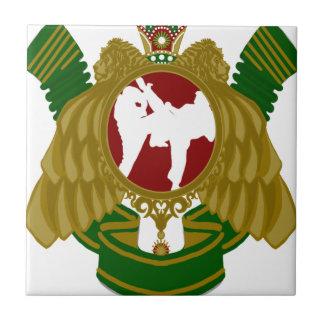 Arts png marcial iraní azulejo