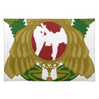 Arts png marcial iraní mantel
