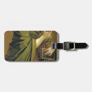 Arts, Wealth, Pleasure and Philosophy: Wealth Bag Tag
