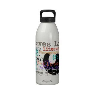 'ArtSaveLives Botella De Agua