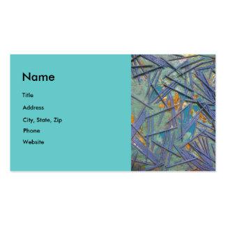 ARTSEY 4 Business Card