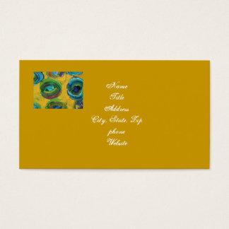 ARTSY 3 Business Card