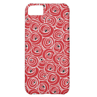 Artsy Abstract Art Design iPhone 5C Cover