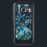 "Artsy Abstract Labradorite Gems Galaxy S7 Case<br><div class=""desc"">This image is a photograph of three-dimensional art made of labradorite,  a semi-precious stone. Due to labradorite&#39;s recent surge in popularity among jewelry artists and fans alike,  this case should be popular with all types of people who love natural beauty.</div>"