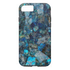 Artsy Abstract Labradorite Gems iPhone 7 Case