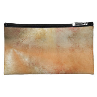 Artsy Autumn Abstract Cosmetic Bag