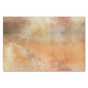Artsy Autumn Abstract Tissue Paper
