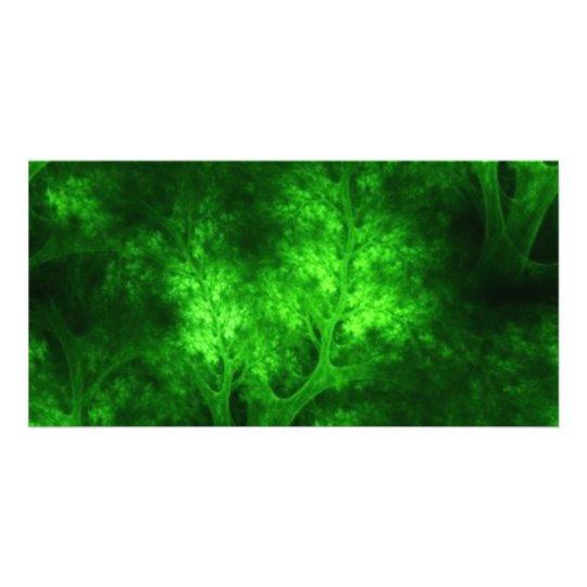 artsy_bright_green_trees card