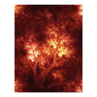 artsy_brown_trees flyer