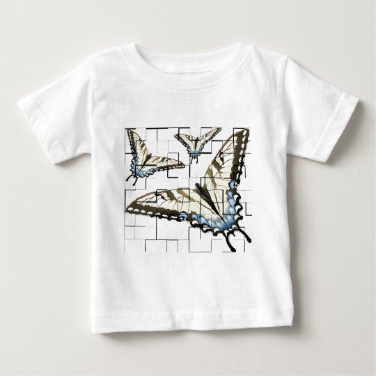 Artsy Butterflies Baby T-Shirt