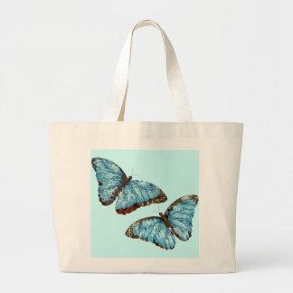 Artsy Butterflies Jumbo Tote Bag