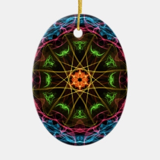 Artsy Ceramic Ornament