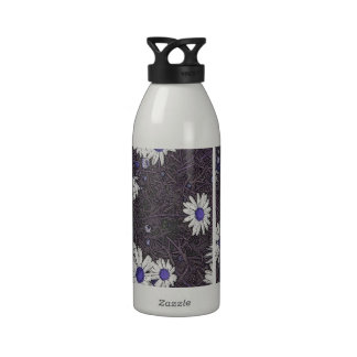 Artsy Daisies Water Bottle